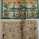 60s Hong Kong Chinese Superhero Comic-THUNDER BOY #4 (3)