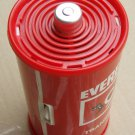 vintage Hong Kong Eveready Battery Shape Am Transistor Radio NOS