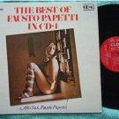 Japan Fausto Papetti CD4 SEXY NUDE GIRL Cheesecake LP #7099E (215)