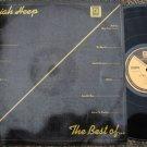 The BEST of URIAH HEEP Malaysia Black LP #31172 (198)