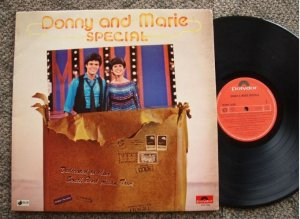 Donny and Marie Osmonds South East Asia special LP 2391408 (142)
