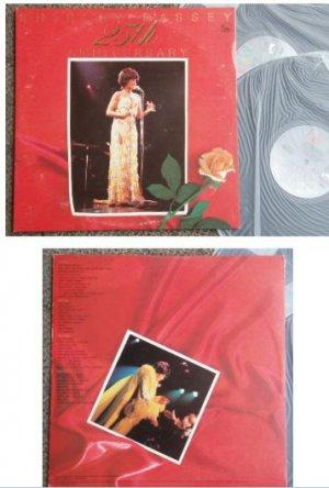 1981 SHIRLEY BASSEY 25th Anniv Japan double LP #K25P66/7 (98)