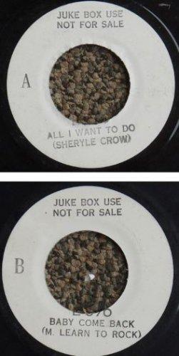 SHERYL CROW vs MLTR Malaysia jukebox promo Single (546)