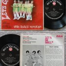"Indonesia Singapore IDALY SISTERS ""Let's Go Soul"" RCA EP (746)"