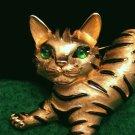 TRIFARI Brooch Pin RARE Ark Series Enamel Tiger Cub Ad Piece