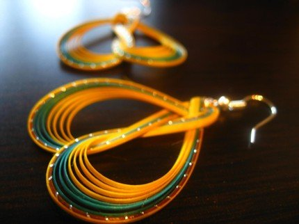 C.O.L.O.R.S Collection DYNASTY EARRINGS