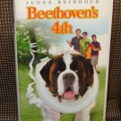 VHS VIDEO BEETHOVENS 4TH GENTLY USED ONE OWNER NOT A RENTAL IN ORIGINAL CLAMSHELL B53