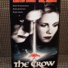 VHS VIDEO THE CROW SALVATION GENTLY USED IN ORIGINAL DUSTCOVER (B20)
