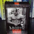 BODY OF WORK VHS VIDEO TAPE OF BODY BUILDING A TRUE STORE IN ORIGINAL PACKAGINE SHRINKWRAP NEW