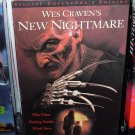 VHS VIDEO WES CRAVENS NEW NIGHTMARE SPECIAL COLLECTORS EDITION USED IN VERY GOOD CONDTION (B20)
