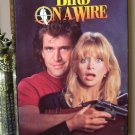 BIRD ON A WIRE WITH MEL GIBSON AND GOLDIE HAWN VIDEO VHS GENTLY USED MOVIE (B27)