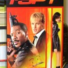 I SPY VHS VIDEO MOVIE STARRING EDDIE MURPHY OWEN WILSON COMEDY GENTLY USED (B37)