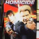 HOLLYWOOD HOMICIDE VHS VIDEO MOVIE STARRING HARRISON FORD JOSH HARTNETT COMEDY (B42)