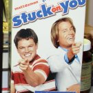 STUCK ON YOU VHS VIDEO MOVIE STARRING MATT DAMON GREG KINNEAR BY THE FARRELLY BROTHERS (B42)