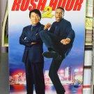 RUSH HOUR 2 VHS VIDEO MOVIE STARRING JACKIE CHAN CHRIS TUCKER (B42)