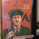 DOWN AMONG THE Z MEN VHS VIDEO MOVIE STARRING PETER SELLERS AND THE GOONS COMEDY(B43)