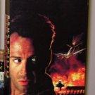 DIE HARD 2 DIE HARDER VHS MOVIE STARRING BRUCE WILLIS BONNIE BEDELIA COMEDY ACTION (B43)