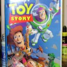 TOY STORY VHS MOVIE STARRING WOODY AND BUZZ LIGHTYEAR COMEDY ANIMATION  (B43)