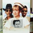 NURSE BETTY VHS MOVIE STARRING MORGAN FREEMAN RENEE ZELLWEGER CHRIS ROCK COMEDY (B48)