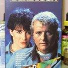 DEADLOCK VHS MOVIE STARRING RUTGER HAUER MIMI ROGERS JOAN CHEN FUTURISTIC ACTION (B48)