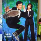 THE TUXEDO VHS STARRING JACKIE CHAN AND JENNIFER LOVE HEWITT COMEDY (B48)