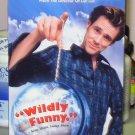 BRUCE ALMIGHTY  VHS STARRING JIM CARREY JENNIFER ANISTON COMEDY (B48)