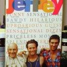 JEFFREY VHS STARRING STEVEN WEBER PATRICK STEWART MICHAEL WEISS COMEDY (B49)