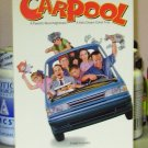 CARPOOL VHS STARRING TOM ARNOLD AND DAVID PAYMER COMEDY (B49)