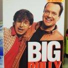 BIG BULLY VHS STARRING RICK MORANIS TOM ARNOLD COMEDY (B49)