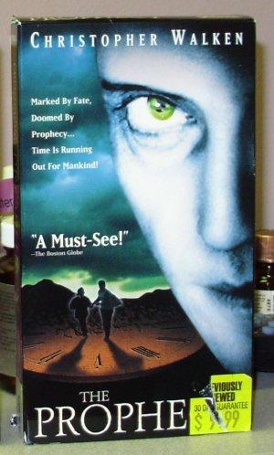 THE PROPHECY VHS STARRING CHRISTOPHER WALKEN VIRGINIA MADSEN ERIC STOLTZ HORROR (B47)