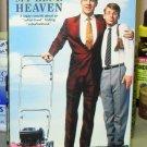 MY BLUE HEAVEN VHS STARRING STEVE MARTIN AND RICK MORANIS COMEDY (B49)