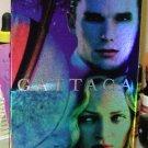 GATTACA VHS STARRING JUDE LAW ETHAN HAWKE UMA THURMAN FUTURISTIC THRILLER (B49)
