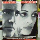 CONSPIRACY THEORY VHS STARRING MEL GIBSON JULIA ROBERTS PATRICK STEWART ACTION THRILLER (B49)