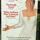 MURIELS WEDDING VHS STARRING TONI COLLETTE RACHEL GRIFFITHS BILL HUNTER (B48)