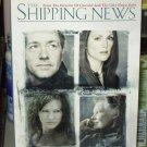 SHIPPING NEWS VHS STARRING KEVIN SPACEY JULIANNE MOORE JUDI DENCH CATE BLANCHETT DRAMA (B48)