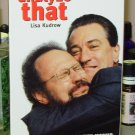 ANALYZE THAT VHS STARRING ROBERT DENIRO BILLY CRYSTAL LISA KUDROW COMEDY (B48)