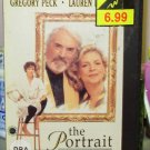 THE PORTRAIT VHS STARRING GREGORY PECK LAUREN BACALL CECELIA PECK COMEDY (B49)