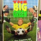 THE BIG GREEN VHS STARRING STEVE GUTTENBERG OLIVIA DABO COMEDY CHILDRENS FILM (B48)