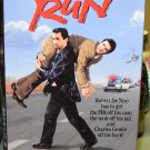 MIDNIGHT RUN VHS STARRING ROBERT DENIRO CHARLES GRODIN ACTION COMEDY (B47)