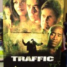 TRAFFIC VHS STARRING MICHAEL DOUGLAS DON CHEADLE BENICIO DELTORO DRAMA (B47)