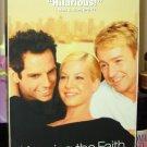 KEEPING THE FAITH VHS STARRING BEN STILLER JENNA ELFMAN EDWARD NORTON COMEDY  (B47)