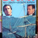 THE BOUNTY VHS STARRING MEL GIBSON ANTHONY HOPKINS DANIEL DAY LEWIS DRAMA (B47)