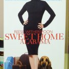 SWEET HOME ALABAMA VHS STARRING REESE WITHERSPOON JOSH LUCAS PATRICK DEMPSEY COMEDY (B50)