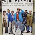 SNATCH VHS MOVIE STARRING BENICIO DEL TORO BRAD PITT DENNIS FARINA BLACK COMEDY (B53)