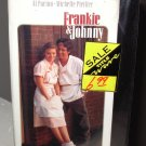 FRANKIE AND JOHNNY VHS MOVIE STARRING AL PACINO MICHELLE PEIFFER COMEDY (B52)