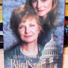 BLIND SPOT VHS MOVIE STARRING JOANNE WOODWARD LAURA LINNEY DRAMA (B53)