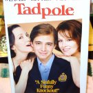 TADPOLE VHS MOVIE STARRING SIGOURNEY WEAVER JOHN RITTER BEBE NEUWIRTH COMEDY (B53)
