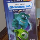 MONSTERS INC FROM PIXAR VHS ANIMATED KIDS COMEDY (B52)