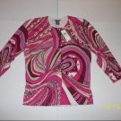 Ann Taylor Knit Top - Size Small