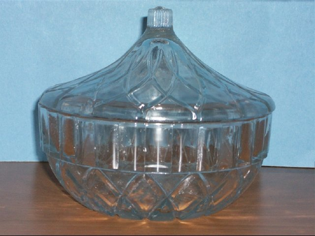Alexandria Covered Candy Dish